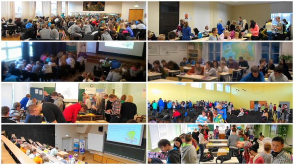 Äriidee genereerimise seminarid Tartumaa koolides