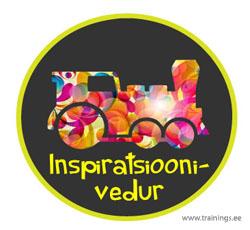 Inspiratsioonivedur - inspireerivate inimeste koolitus