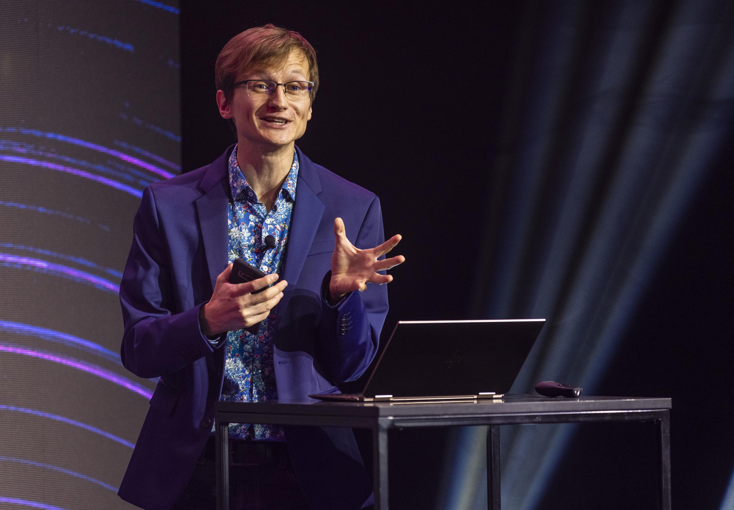 Koolitaja Harald Lepisk