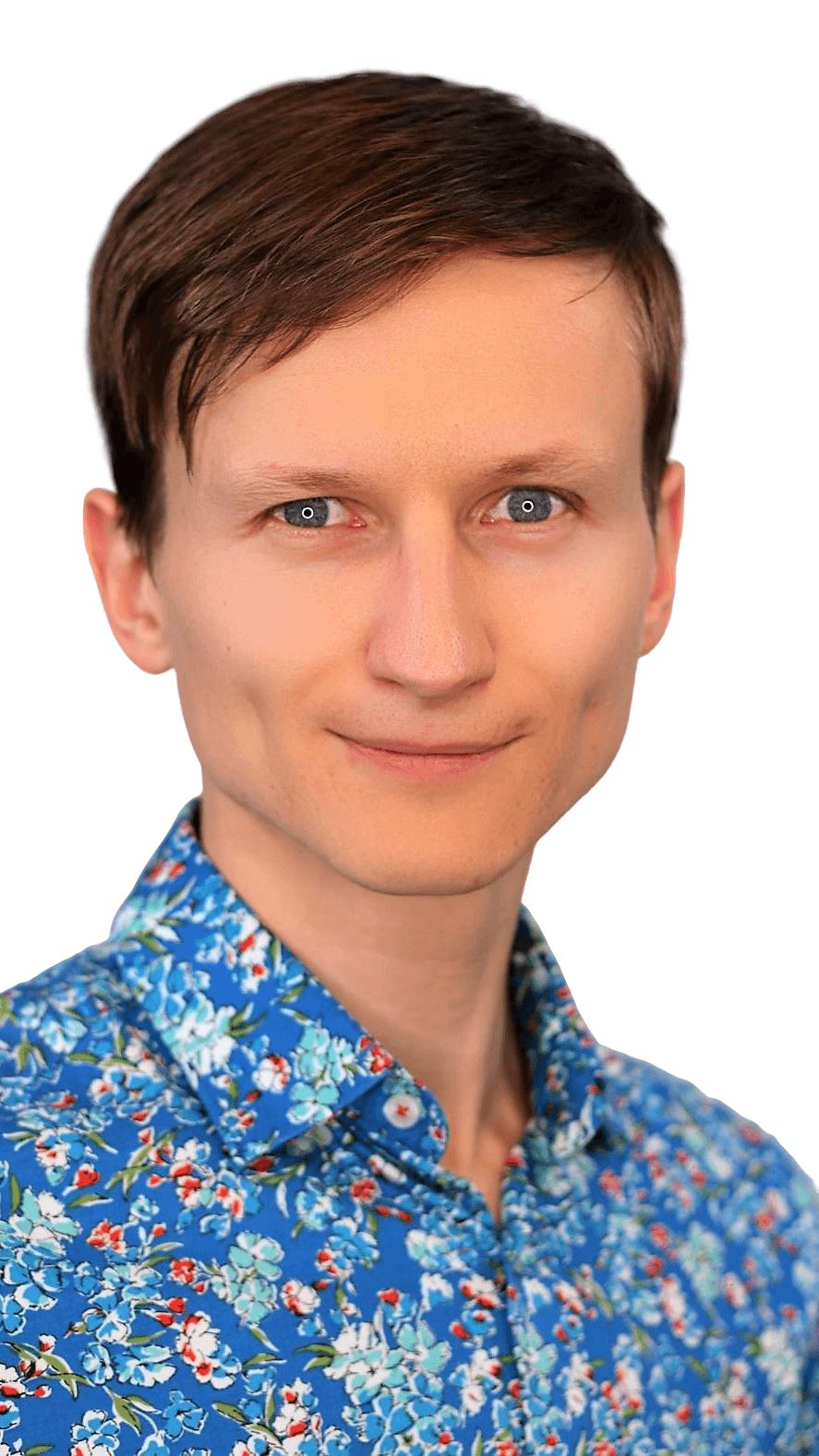 Harald Lepisk - koolitaja, moderaator, inspireerija